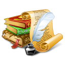 http://icons.iconarchive.com/icons/artua/harry-potter/128/my-documents-icon.png