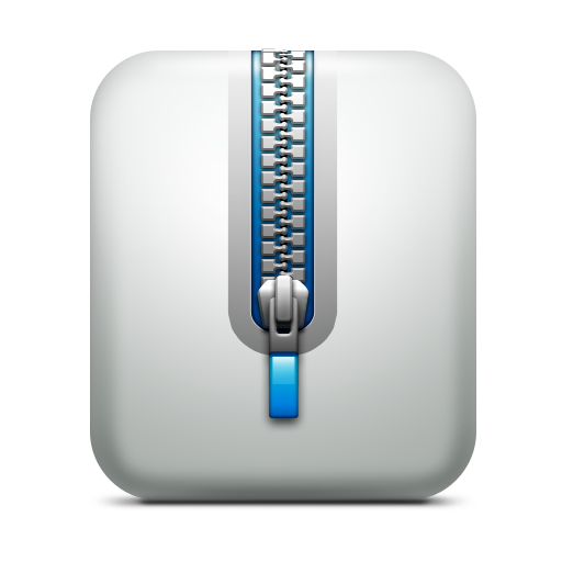 Archive manage Icon | Mac Iconset | Artua.com