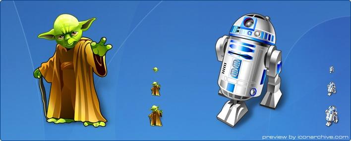star wars icons mac