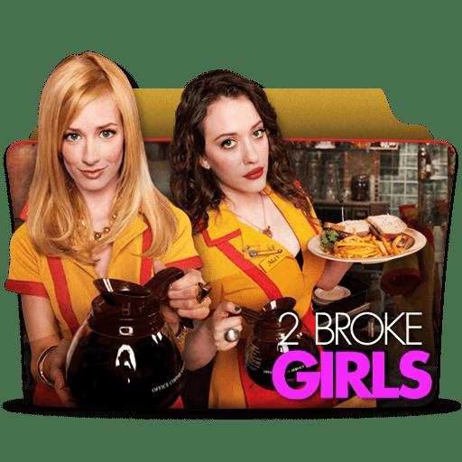 2-Broke-Girls icon