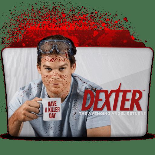 Dexter Icon Tv Series Folder Pack 1 4 Iconset Atty12