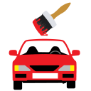 Car Painting icon