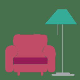 Interior Seat icon