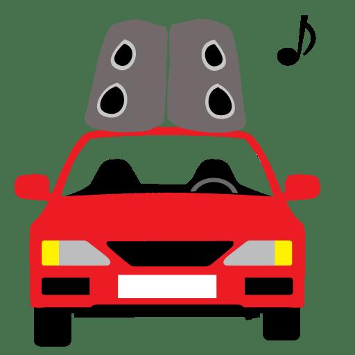 Car Sound icon