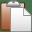 paste icon
