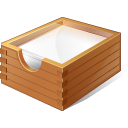 Normal Paper Box icon