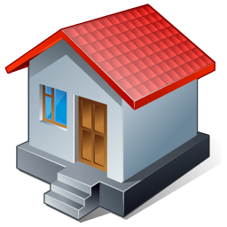 1 Normal Home icon