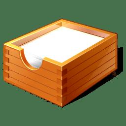 Hot Paper Box icon