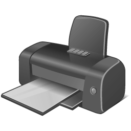 4 Disabled Printer icon