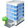 Office-building icon