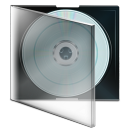 Boite cd icon