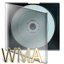Fichier Wma Box icon