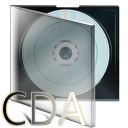 fichier CDA icon