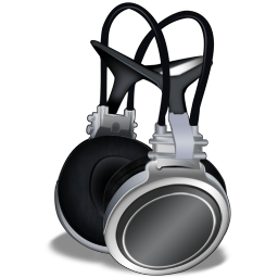 Casque audio icon