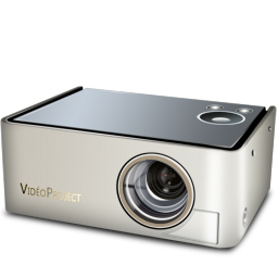 video projecteur 256 icon