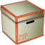 Zip-Box icon