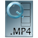 mp 4 icon