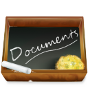 Dossier-ardoise-documents icon