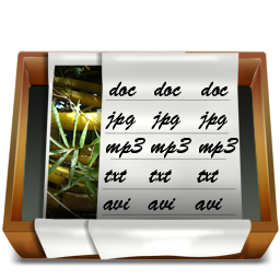 Document recents icon