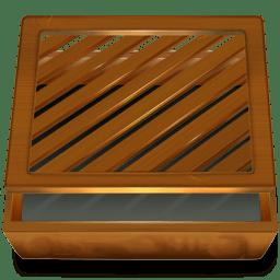 Dossier ferme icon