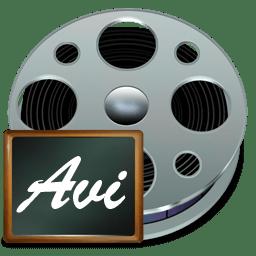 Fichiers avi icon
