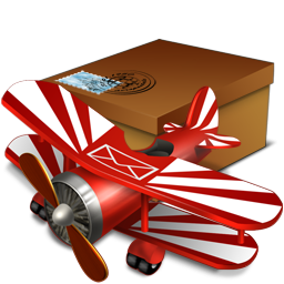 Mail old school icon