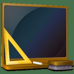 ordinateur off icon