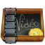 dossier ardoise video icon