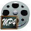 fichiers mp 4 icon