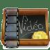Dossier-ardoise-video icon