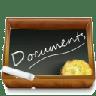 Dossier-ardoise-documents icon