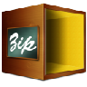 Fichiers-compresse-zip icon