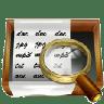Recherche-doc icon