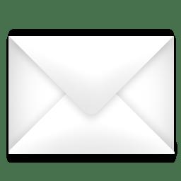 Mail envelope icon