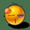 beaten icon