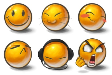 Yolks Icons