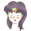 Sailor mars icon