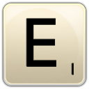 E icon