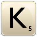 K icon