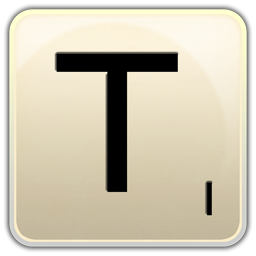 T icon