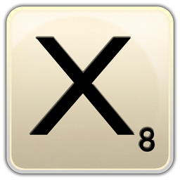X icon