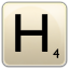 H icon