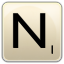N icon