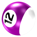 Ball 12 icon