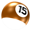 Ball 15 icon