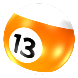 Ball 13 icon