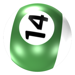 Ball 14 icon