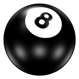 Ball 8 icon