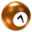Ball 7 icon
