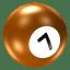 Ball-7 icon